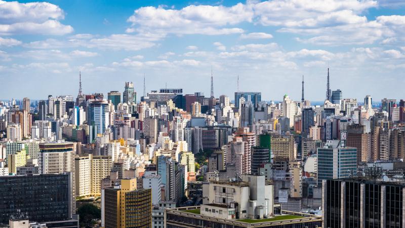 Existe Amar em São Paulo