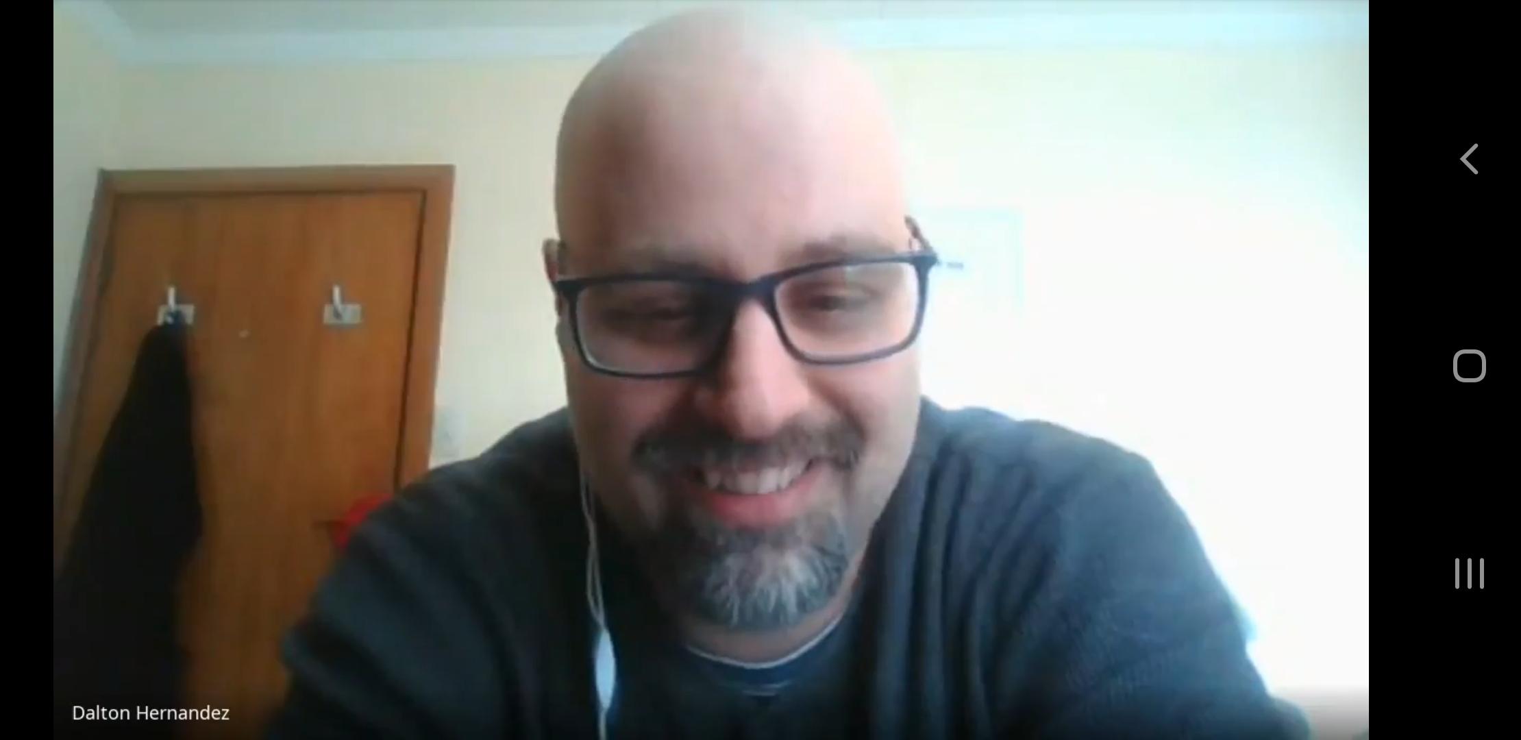 Brasileiros pelo mundo da pandemia – Dalton Chiarioni na Nova Zelândia